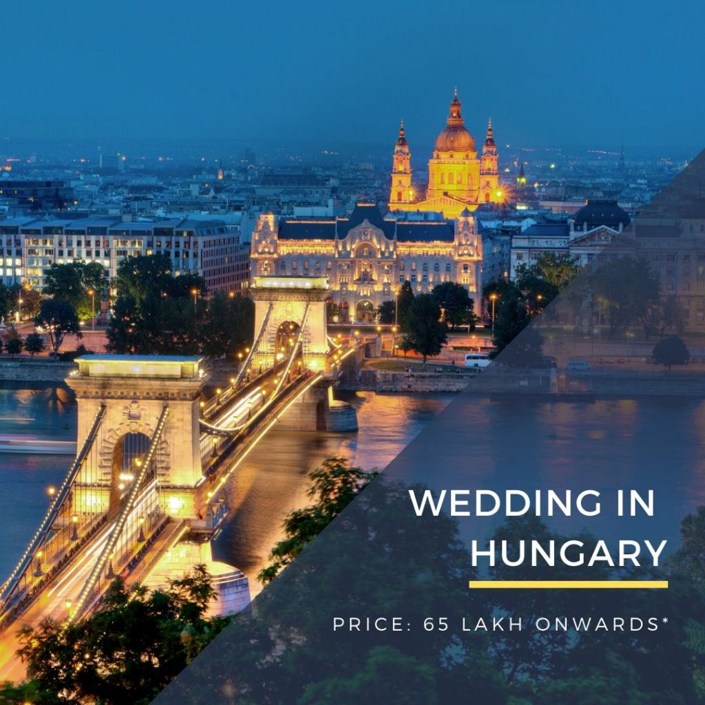 Destination Wedding in Hungary, Budapest DWC wedding packages